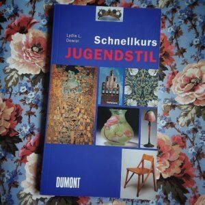 Dumont Schnellkurs Jugendstil - Buch Cover.