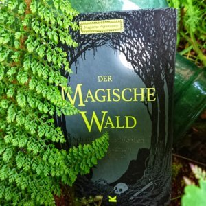 Schauergeschichten erzählen mit Bildkarten: der magische Wald. Diese 20 Bildkarten lassen sich beinahe unendlich miteinander kombinieren. Wie auch immer du sie hinlegst, sie passen wie durch Zauberei stets zueinander, sodass sie zusammenhängende Szenen ergeben und dir unzählige Möglichkeiten bieten, Geschichten zu erfinden. Durchquere eine verzauberte Landschaft, die von feuerspeienden Drachen, magischen Einhörnern und finsteren Gestalten bewohnt wird, und lass deiner Fantasie freien Lauf! Wohin wird dich deine Geschichte führen? Insgesamt gibt es über 2 Trillionen Möglichkeiten, mit den Bildkarten Geschichten zu erzählen. Wenn alle Teile verwendet werden, wird deine Geschichte 1,70 m lang.