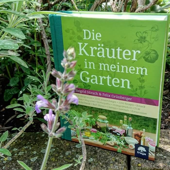 Die Kräuter in meinem Garten - 800 Seiten Buch aus dem Freya Verlag