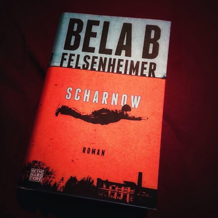 Bela B. - Scharnow - Roman.