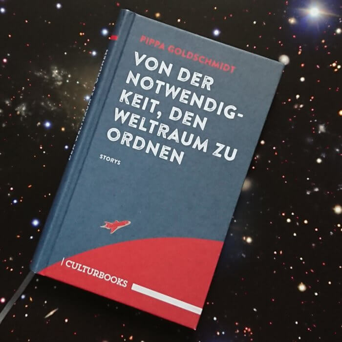 Pippa Goldschmidt. Kurzgeschichten: Von der Notwendigkeit den Weltraum zu ordnen