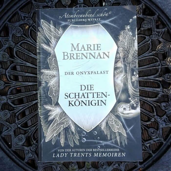 Fantasy Roman: Onyxpalast BAnd 1 - Die Schattenkönigin