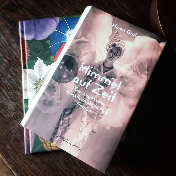 Anita Rée. Biographischer Roman von Karen Grol.