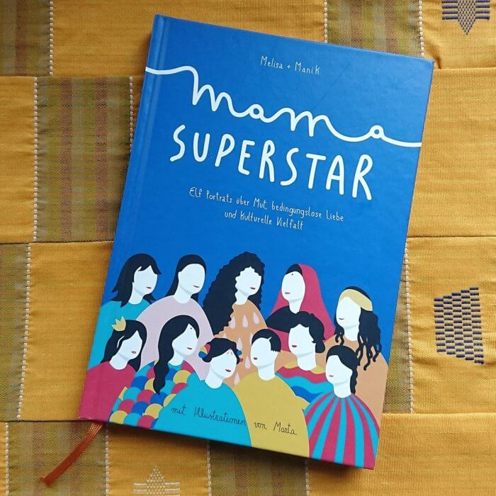 Buch Mama Superstar