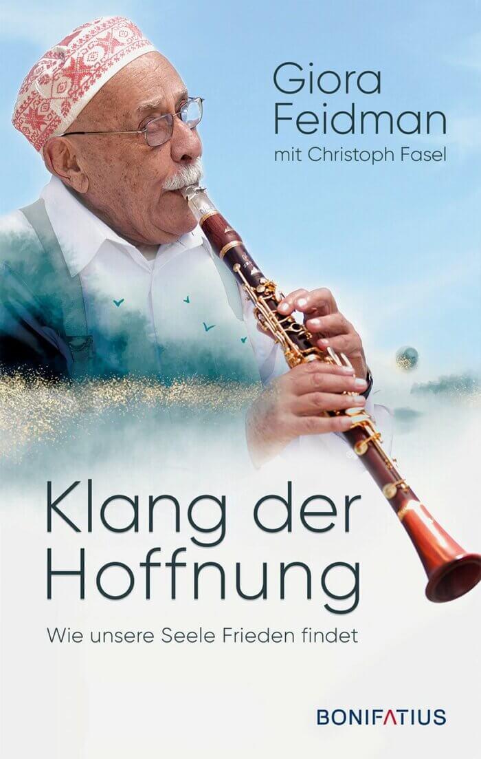 Buch des Klezmer-Musikers Giora Feidman