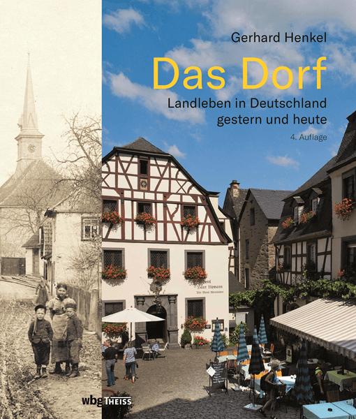 """Cover des Buches """"Das Dorf"""" von Gerhard Henkel"""