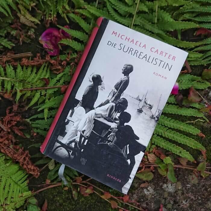 Die Surrealistin. Biographischer Roman über die surrealistische Malerin Leonora Carrington.